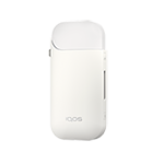 IQOS 2.4 Plus Lederhülse, White, medium