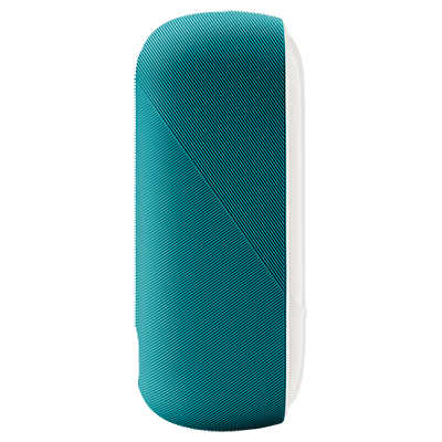 Housse en silicone IQOS 3, Teal Green, large