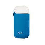 IQOS 2.4 Plus Lederhülse, Blue, medium