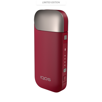 IQOS Kit 2.4 Plus Ruby - Limitiert Edition, , large