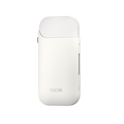 IQOS 2.4 Plus Lederhülse, White, large