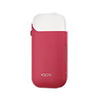 IQOS 2.4 Plus Lederhülse, Red, medium
