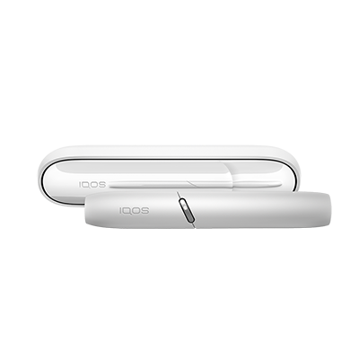 IQOS 3 DUO Kit, Warm White, large