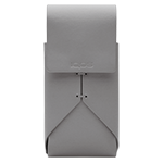 IQOS 2.4 Plus Leather Pouch, Grey, medium