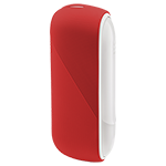 Custodia in silicone IQOS 3, Coral, medium