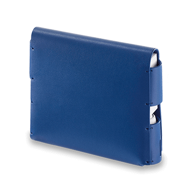 IQOS 3 Leather Folio, Royal Blue, large