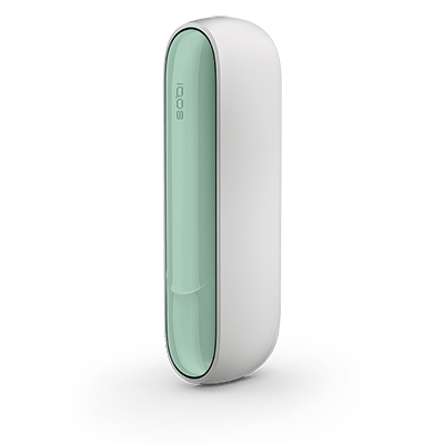 IQOS 3 Door Cover, Mint, large