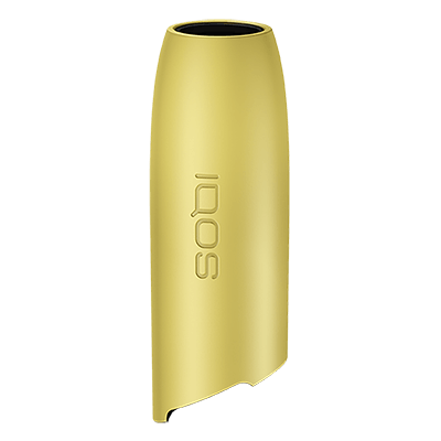 IQOS 3 Farbige Kappe, Soft Yellow, large