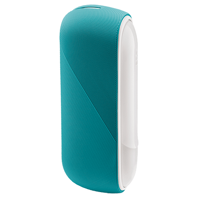 IQOS 3 Silikonhülle, Teal Green, large