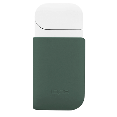 IQOS 2.4 Plus Lederclip, Green, large
