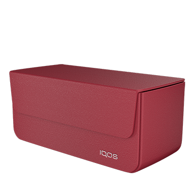 Astuccio Portatile IQOS, Red, large