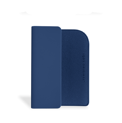 IQOS 2.4 Plus Colored Clip, Navy, large