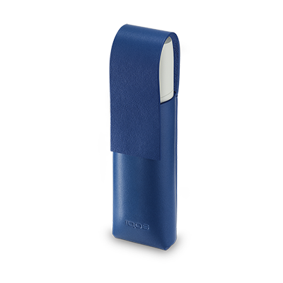 IQOS 3 MULTI Lederhülle, Royal Blue, large