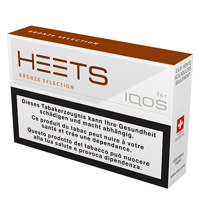 HEETS Pack, Bronze, large