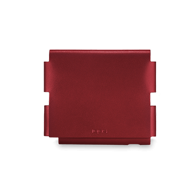 IQOS 3 Leather Folio, Deep Red, large