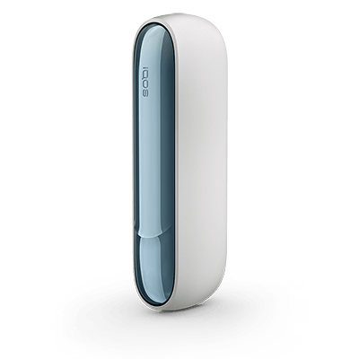 IQOS 3 Door Cover, Steel Blue, large