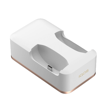 IQOS 2.4 Plus Doppelte Charging Dock White, Weiss, large