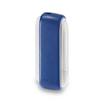 IQOS 3 Lederhülse, Royal Blue, medium