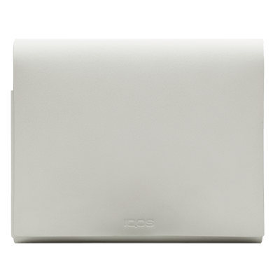 IQOS 2.4 Plus Leder Folio Medium, Cream, large