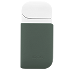 IQOS 2.4 Plus Lederclip, Green, medium