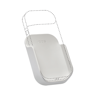Support pour voiture IQOS 2.4 Plus, White, large
