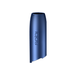 IQOS 3 Farbige Kappe, Metallic Blue, medium