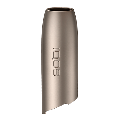 IQOS 3 Farbige Kappe, Gold, large