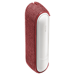 IQOS 3 Stoffhülle, Red, medium