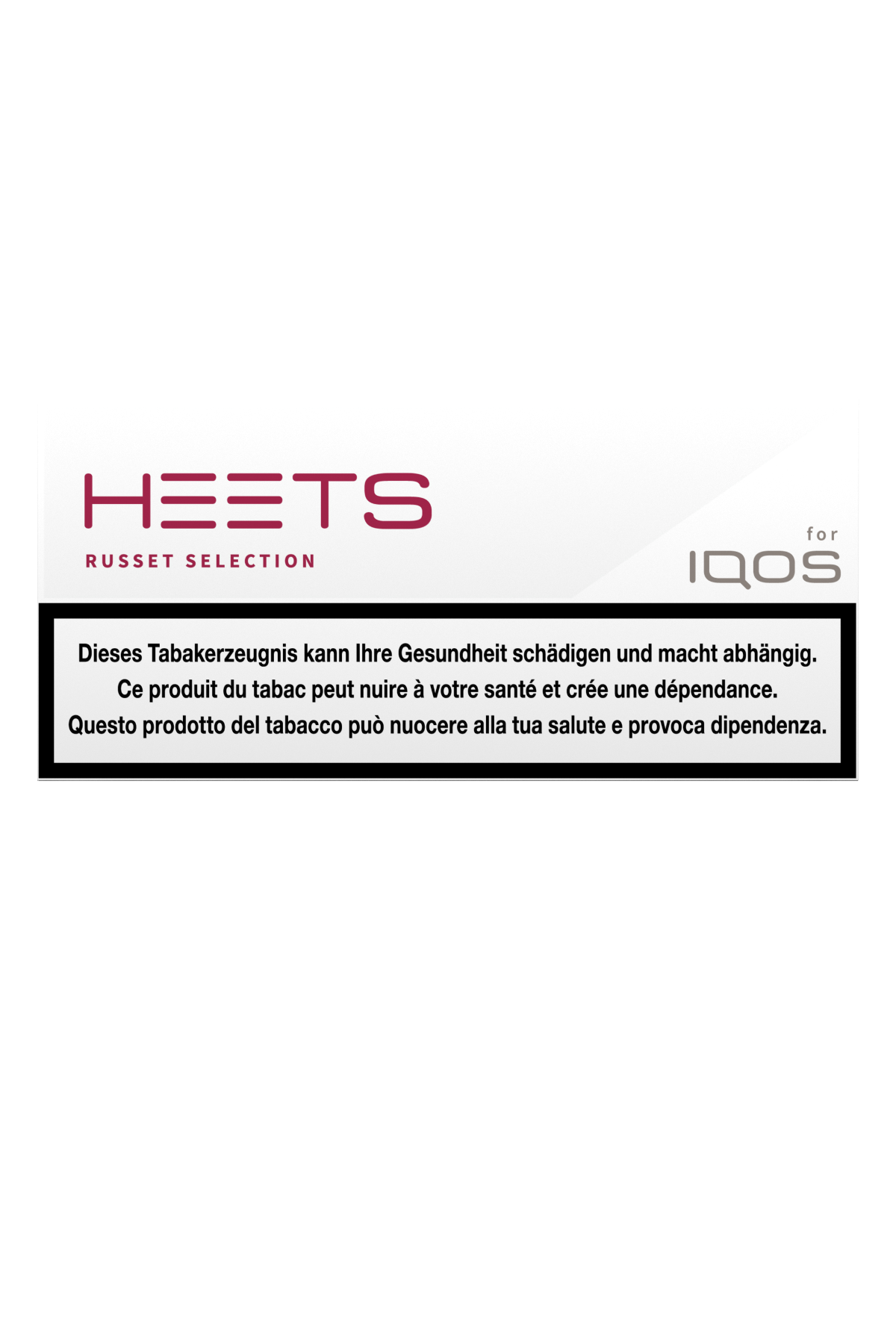 HEETS STANGE, Russet, large