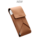 IQOS 2.4 Plus Lederhule, Brown, medium