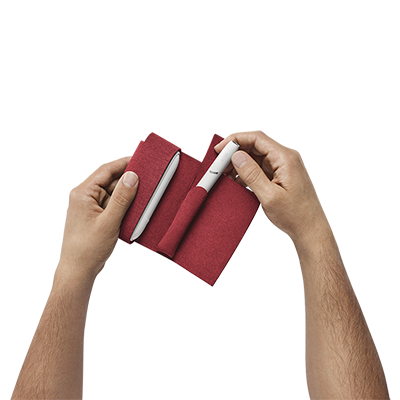 IQOS 3 Duo Folio, Red, large