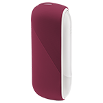 Housse en silicone IQOS 3, Scarlet, medium