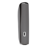 IQOS 2.4 Plus Leder Folio Small, Grey, medium