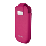 IQOS 2.4 Plus Leather Case, Hot Pink, medium