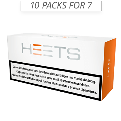 HEETS Bundle, Amber, large
