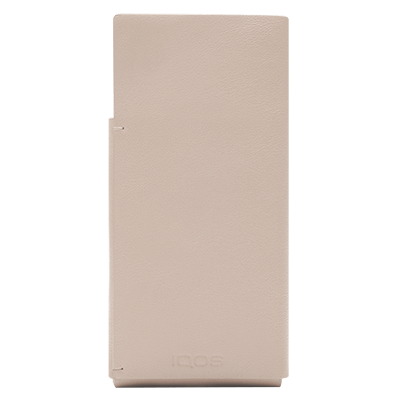 IQOS 2.4 Plus Leather Sleeve, Natural, large