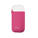 IQOS 2.4 Plus Lederhülse, Pink, medium