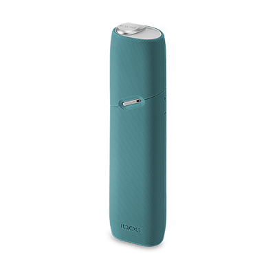 IQOS 3 MULTI Astuccio in silicone, Teal Green, large