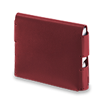 IQOS 3 Leder Folio, Deep Red, medium