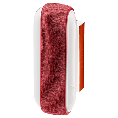 IQOS 3 Stoffhülle, Red, large