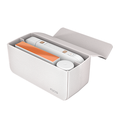 IQOS Carry Case, White, large