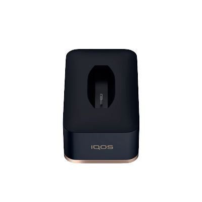 IQOS 2.4 Plus Single Charging Dock, Navy, large