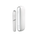 IQOS 3 DUO Kit, Warm White, medium