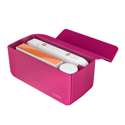 IQOS Carry Case, Hot Pink, large