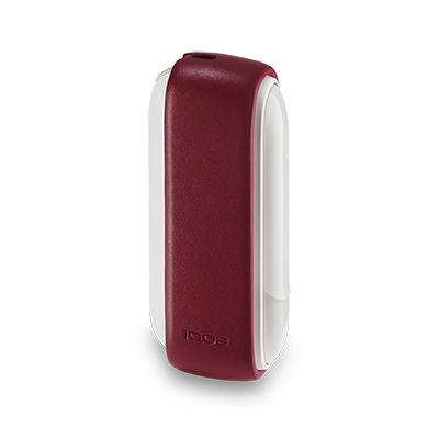 Custodia in pelle IQOS 3, Deep Red, large