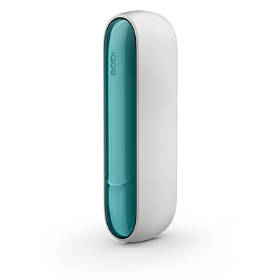 IQOS 3 Door Cover, Electric Teal, large
