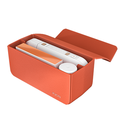 IQOS Carry Case, Orange, large