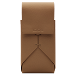 IQOS 2.4 Plus Leather Pouch, Brown, medium