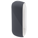 Custodia in silicone IQOS 3, Dark Pewter, medium