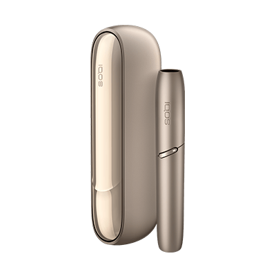 IQOS 3 Kit, Brilliant Gold, large